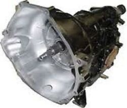 Aod Ford Truck 4x4 Performance Transmission Stage 1  550 Hp