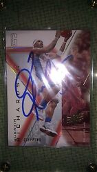Quentin Richardson Signed 2002 Upper Deck L.a. Clippers Nba Basketball Card