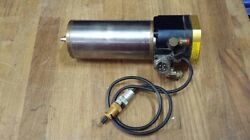 Excellon Automation Abw 125 Air Bearing Spindle 125,000rpm