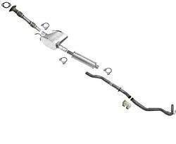 For 95-98 Windstar Van 3.0l Flex Pipe Muffler Exhaust System Made In Usa New