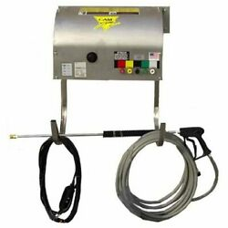 Cam Spray Professional 1500 Psi Wall Mount Electric - Warm Water Pressure W...
