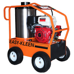 Easy-Kleen Professional 4000 PSI (Gas - Hot Water) Pressure Washer w Honda G...