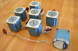 New Slo-syn Kml092 Nema34 Stepper Step Stepping Motor 770oz/in -cnc Router Diy
