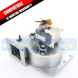 Ideal Boiler Classic Nf Fan Assembly 137568 Compatible Brand New With Plate
