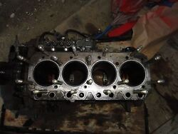 Shibaura Diesel Engine Parts From 1984 Ford Cl65 Skidsteer