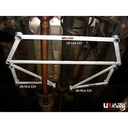 Honda Crv Ultra Racing Middle Lower Bar 6 Points Comes In Pair 2.0 2wd 2007