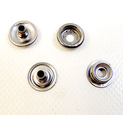 Snap Fasteners Stainless Steel Dot Brand Dura-dot 3/8 Line 24 50 Piece Set