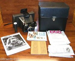 Vintage Collectible Polaroid Colorpack Ii Film Speed L/d Control Land Camera ++