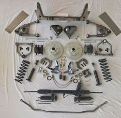 Mustang Ii 2 Front Suspension 53-64 Ford Pick Up Panel Truck American Made Usa