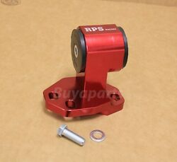 Red Billet Aluminum At To Mt Conversion Mount Kit For Del Sol B Series Engines