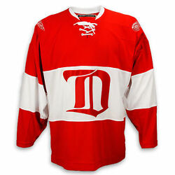 Detroit Red Wings Officially Licensed Ccm 2014 Winter Classic Alumni Jersey