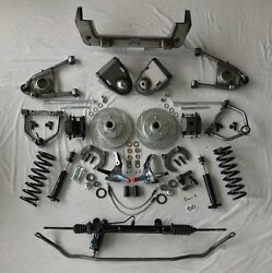 Mustang Ii 2 Suspension 49 50 51 52 53 54 Chevrolet Chevy Car American Made Usa