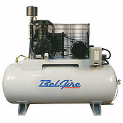Belaire Elite Series 7.5-hp 80-gallon Two-stage Air Compressor 208-230v 1-ph...