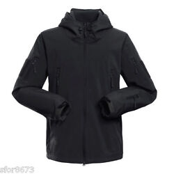 Security Operator Softshell Jacket High-performance Fabric Hunting Camping