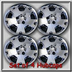 2005 2006 2007 Bolt On 17 Chrome Dodge Magnum Hubcaps Wheel Covers Set Of 4