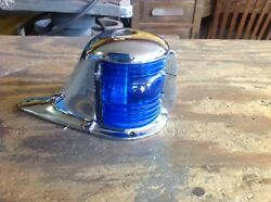 Antique Bow Light Nickel Chrome Plated Brass 5 5/8 Long