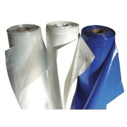 Husky Brand Shrink Wrap 40and039 X 100and039 7 Mil Virgin Resin Shrink Wrap White Marine