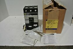 Brand New Square D Kcp34125mt1021 With 120v Shunt In Original Box