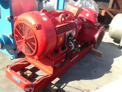 Bell Gossett 101012 Double End Centrifugal Suction Pump 12 IN 10 OUT 150HP