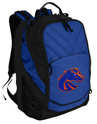 Boise State Backpack Laptop Bags Computer Backpacks