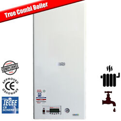 12kw Modulating Electric Combi Boiler For Flats - Central Heating And Hot Water