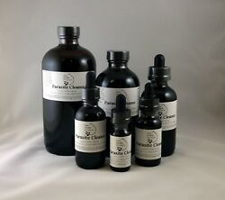 Parasite Cleanse Tincture/extract-wormwoodblack Walnut Hull Clovebest Quality