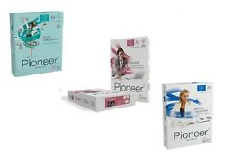 Pioneer Ultra White 75 80 Or 90gsm A4 Printer Paper 500 1000 2500 5000 Sheets