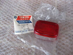 Yamaha It175 It250 It400 Mx175 Tt250 Tt500 Ty175 Ty250 Ty350 Tail Light Genuine