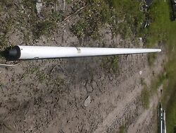 Sparcraft 20and039 6 Sailboat Sailing Whisker Pole 4.5 Diameter Pole