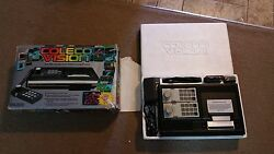 colecovision game console system in