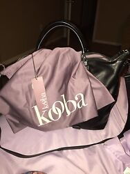 Kooba handbags tote black purses black handbags name brand bags kooba $200.00