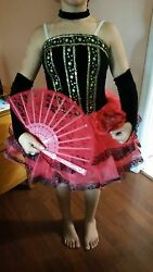 Kids dance dress