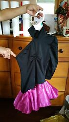 kids dance dress size 6 8