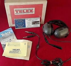 Telex Proair 2000e Headset P/n 70470-000 325 Outright Only