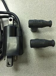 Pwc Ignition Coil With Plug Boots Sea-doo 01-05 717 278000383 Wcp 104-0383-k1 Wc