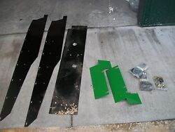 John Deere Bh84306 Sidehill Cleaning Shoe Modification Kit Fits 9560sts Combines