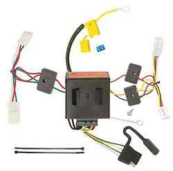 Trailer Wiring Harness Kit For 11-14 Dodge Charger All Styles Plug And Play T-one