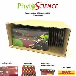 New 250 X Phytoscience Double Stemcell Apple Grape Anti Aging Exp 3/2023