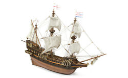 Occre Golden Hind 185 12003 - Ideal Beginners Wooden Model Boat Kit
