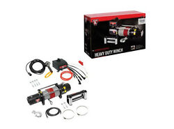 New Bulldog Dc Electric Heavy Duty Winch Dc9000 9000 Lb Rated Line Pull W/rope