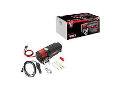 New Bulldog Dc Electric Utility Winch Dc2500 2500 Lbs. W/rope And Remote