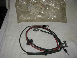 Nos Mopar 1970and039s 1980and039s Jeep Battery Cable Harness