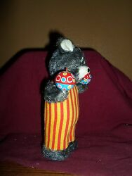 alps bear shakers keywind toy
