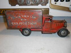 metalcraft rain proof finish box truck