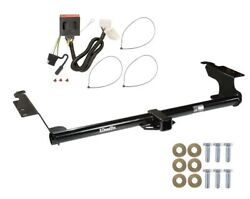 Trailer Tow Hitch For 11-17 Honda Odyssey All Styles W/ Wiring Harness Kit