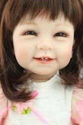 22 reborn toddler doll lifelike princess
