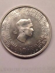 Luxembourg 250 Francs, 1963, Millennium Of Luxembourg City