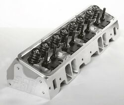 Afr Sbc 235cc Competition Cnc Ported Cylinder Heads Titanium Retainers 1130-ti
