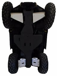 Ricochet Off-road 4 Pc A-arm And Cv Boot Guards Polaris Sportsman 500/800 Touring