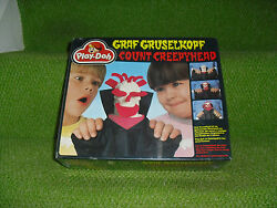 play doh count creepyhead rare collectable